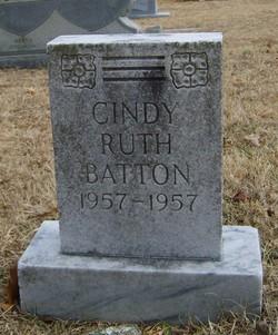 Cindy Ruth Batton
