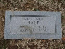 Emily S. <i>Smith</i> Hale