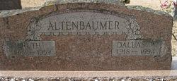 Dallas W. Altenbaumer