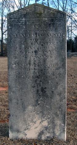 Elizabeth G Austin