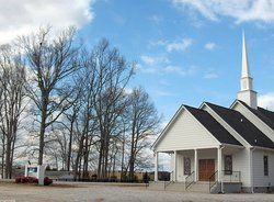 Dewberry Baptist Church #1 Cemetery