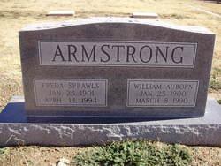 Freda Sprawls Armstrong