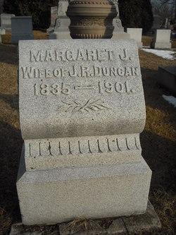 Margaret J. <i>Garbry</i> Duncan