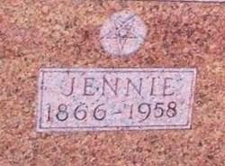 Jennie <i>Worley</i> Alexander