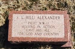 Stanley L <i>Bill</i> Alexander