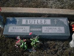 Jennie Lorena Lorena <i>O'Neill</i> Butler