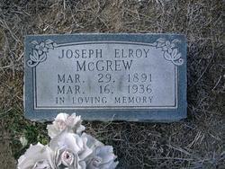 Joseph Elroy McGrew