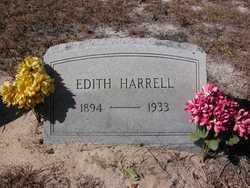 Edith <i>Whiddon</i> Harrell