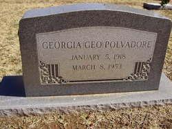 Georgia Janet Geo <i>Green</i> Polvadore