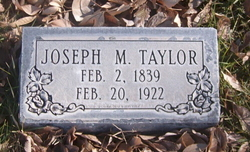 Joseph Moroni Taylor