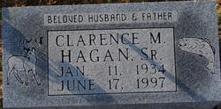 Clarence Manning Hagan, Sr