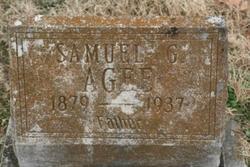 Samuel George Agee