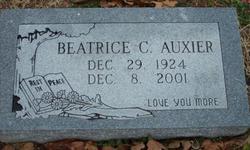 Beatrice C. Auxier