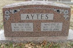 Maudie Ella <i>Hendrickson</i> Aytes