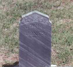 John Frederick Jones