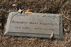 Elizabeth Mary Armstrong