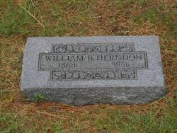 William Benjamin Herndon