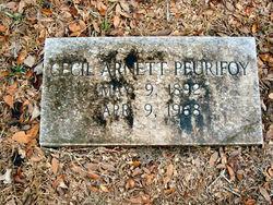 Cecil Arnett Peurifoy