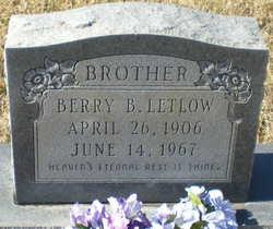 Berry B. Letlow