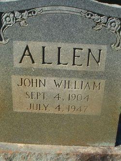 John William Allen