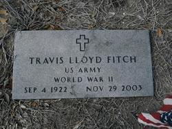 Travis Lloyd Fitch
