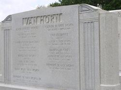 Herbert Wood Van Horn, Sr