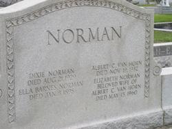 Dixie Norman