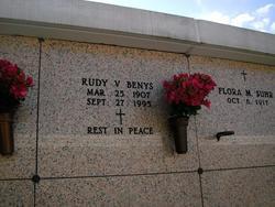 Rudy V Benys