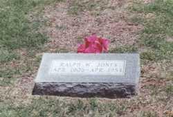 Ralph William Jones