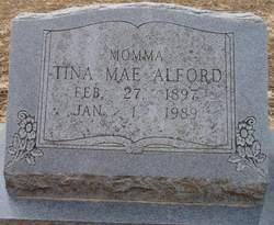 Tina Mae <i>Barbee</i> Alford