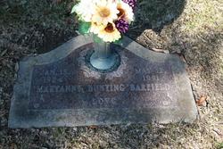 Maryanne <i>Bunting</i> Barfield