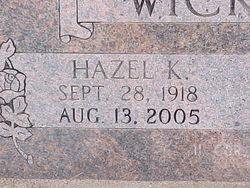 Hazel K Wickens