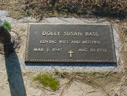 Dolly Susan <i>Heath</i> Bass