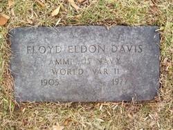 Floyd Eldon Davis