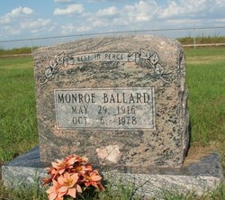 Francis Monroe Ballard