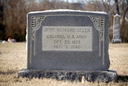 Col John Howard Allen