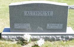 Laura <i>Vorhis</i> Althouse
