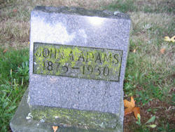 John Addison Adams