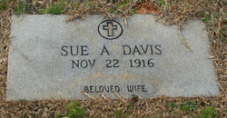 Sue Dorothy <i>Abercrombie</i> Davis
