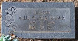 Allie W. Beeson