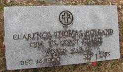 Clarence Thomas Holland