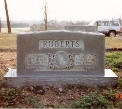 Louise Lucy <i>Burdett</i> Roberts