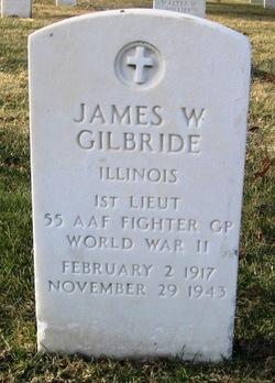 James William Gilbride