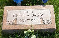 Cecil Allen Bagby