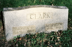 Myrtle M. <i>Moran</i> Clark