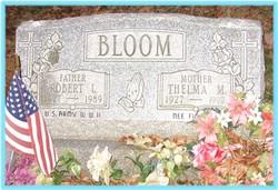 Thelma M <i>Fichtner</i> Bloom