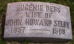 Eugenie <i>Debs</i> Selby