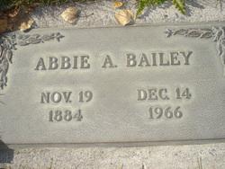 Abbie A Bailey