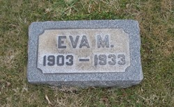 Eva May <i>Wilhelm</i> Bopst