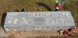 Homer C Bennett